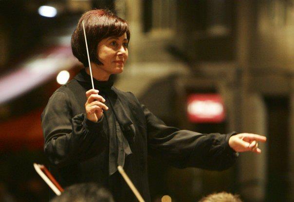 Carmen Failla, la Musica è donna